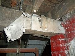 damaged insulation