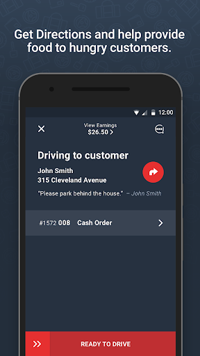 SkipTheDishes - Courier App 4.0.7 screenshots 1