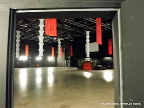 Photo: Studio von innen.