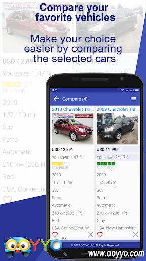 Used Cars for Sale u2013 OOYYO Screenshots 7