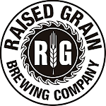 Logo for Raised Grain Brewing Co.