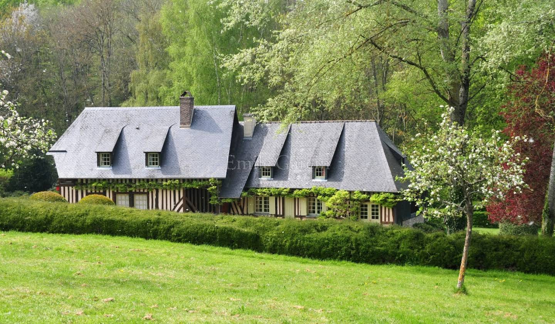 House Beuvron-en-Auge