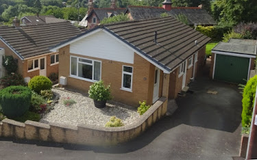 Bungalow on the market