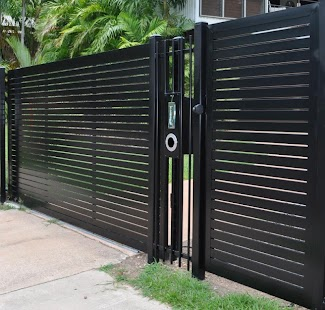 modern fences design ideas screenshot thumbnail - Fence Design Ideas