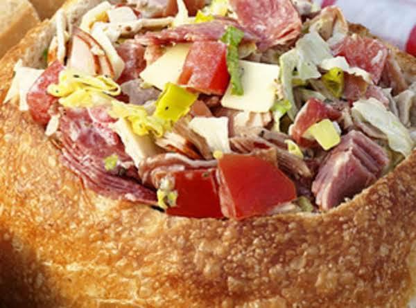 Antipasto Salad/sandwich Filling Recipe