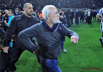 Le football grec à nouveau dans la tourmente ; tout profit pour l'Olympiakos