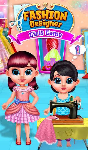 時裝設計師女孩遊戲