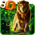 Angry Lion Revenge Simulator Icon