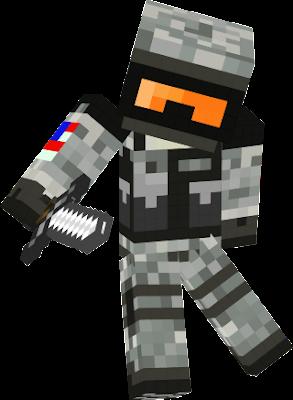 Soldier Nova Skin