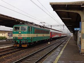 """Photo: 163 044-1 """"Marysia"""", IR """"Mamry"""" Olsztyn Główny - Jelenia Góra {Toruń Wschodni; 2014-12-11}"""
