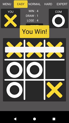 Tic Tac Toe : Noughts and Crosses, OX, XO 1.7.0 screenshots 4