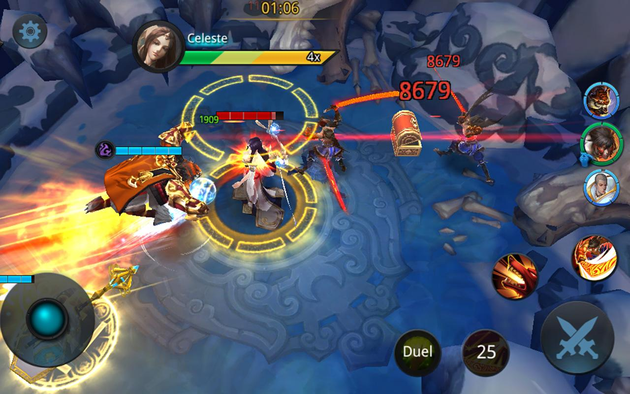 League of Immortals-Dissension- screenshot