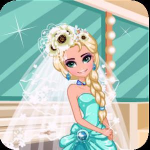 Dream Wedding Salon – Frozen for PC and MAC