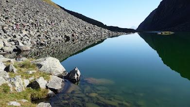 Photo: Lac du col du toro