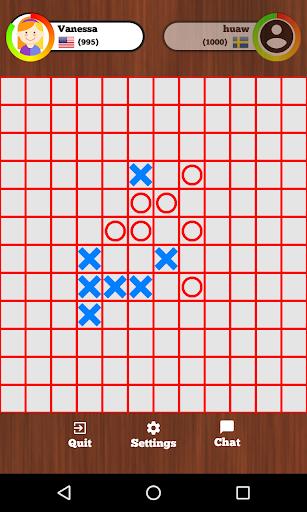Tic Tac Toe Online - Five in a row painmod.com screenshots 14