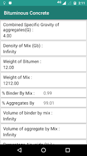 Civil material tester android apps on google play civil material tester screenshot thumbnail sciox Images