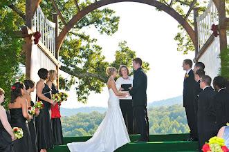 Photo: Kingwood Resort - Clayton, GA  Wedding Officiant, Marriage Minister, Notary, Justice Peace - Brenda Owen www.WeddingWoman.net