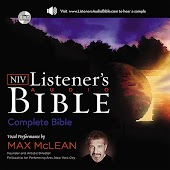 Listener's Audio Bible - New International Version, NIV: Complete Bible