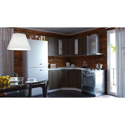 Кухонный гарнитур Яна оптима, 1500 х 1300 мм