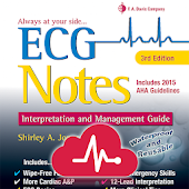 ECG Notes : Interpretation And Management Guide Android APK Download Free By Skyscape Medpresso Inc