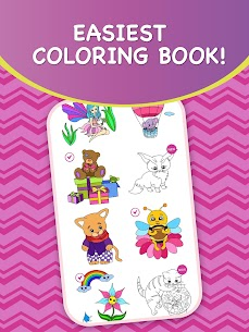 Magic Color – kids coloring book by numbers 8
