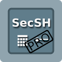 SecureBox Pro - ssh and console terminal icon