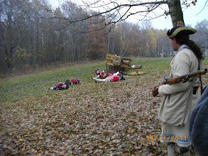 Photo: po bitwie