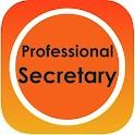 Professional Secretary Exam QA icon