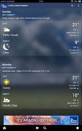 The Weather Channel Screenshot 16