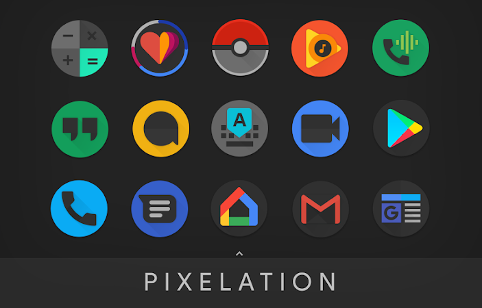 PIXELATION ICON PACK v0.99