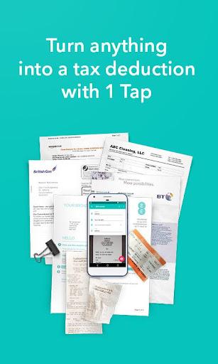 1Tap Receipts HMRC Tax Scanner screenshot 4