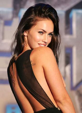 Yabancı Ünlü Kadınların Boyları - Megan Fox