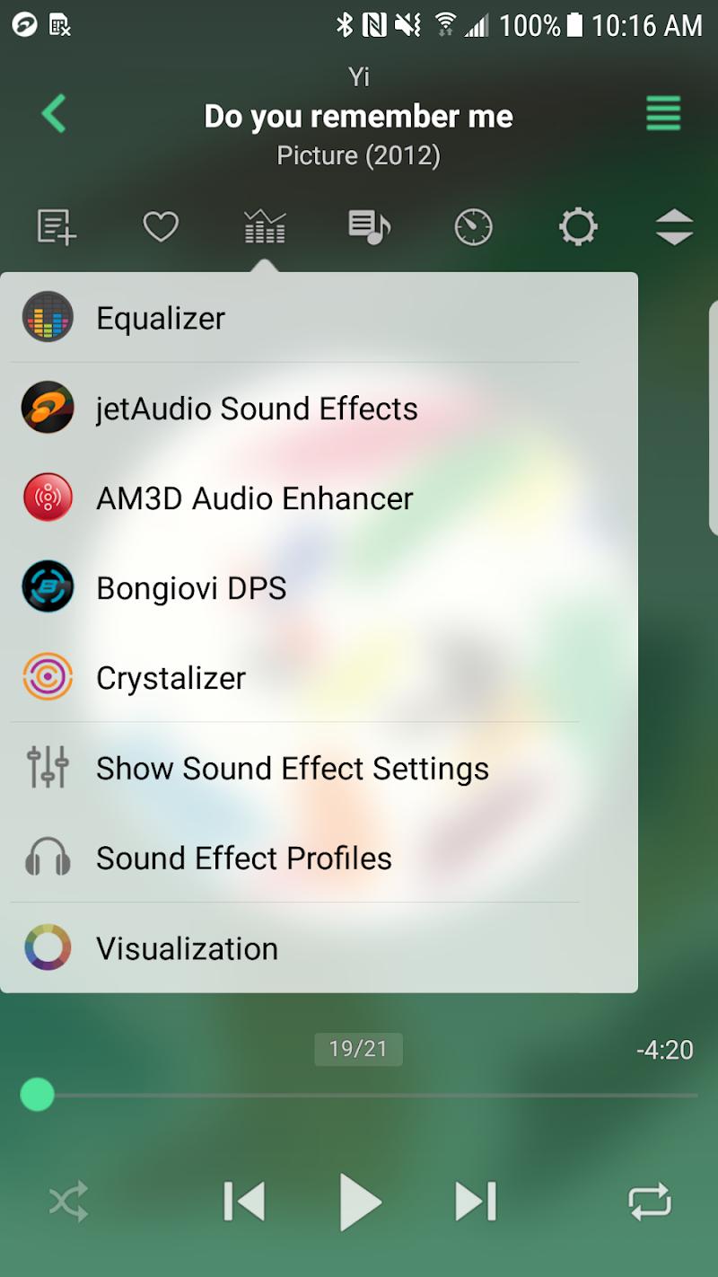 jetAudio HD Music Player Plus v10.2.0 [Patched] + [Mod Lite] APK [Latest]