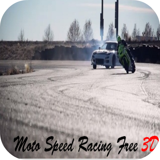 Moto Speed Racing Free 3D
