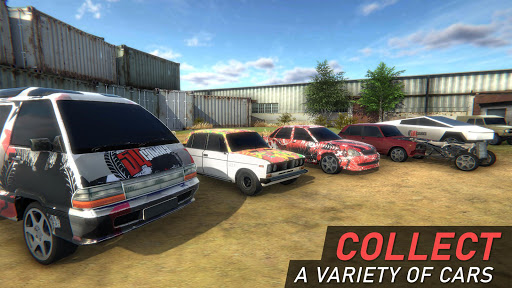 Garage 54 - Car Tuning Simulator apkpoly screenshots 4