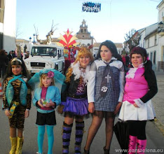 Photo: Pasacalles Carnaval 2012