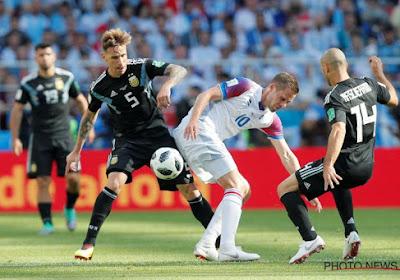 Groupe D : l'Islande, le Nigéria et l'Argentine en lutte pour une qualification