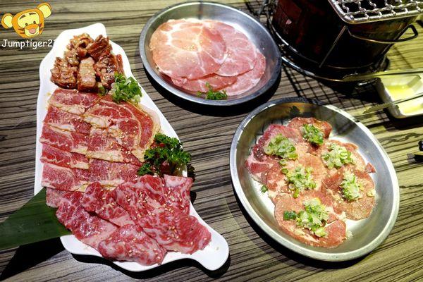 大啖肉肉的好所在,牛舌和牛肋條都好讚-燒肉ショジョYakiniku SHOJO高雄形象概念店