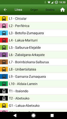 TranVit Vitoria-Gasteiz - screenshot