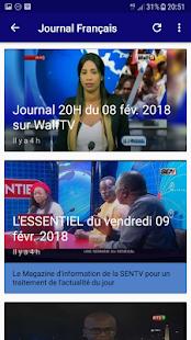 Journal Tv Sénégal for PC-Windows 7,8,10 and Mac apk screenshot 1
