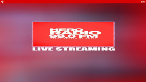 Hero Radio 99.0 FM Live Stream - Kenya screenshots 1