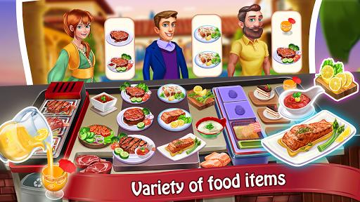 Cooking Day - Top Restaurant Game  captures d'écran 1