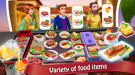 Cooking Day - Top Restaurant Game APK screenshot thumbnail 3