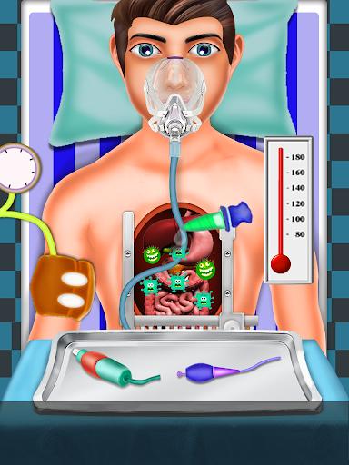 Virtual Surgery Simulator Operation Game 1.0.0 screenshots 5