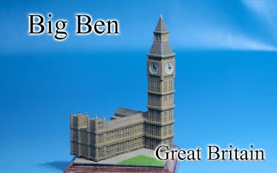 Big Ben -Great Britain-