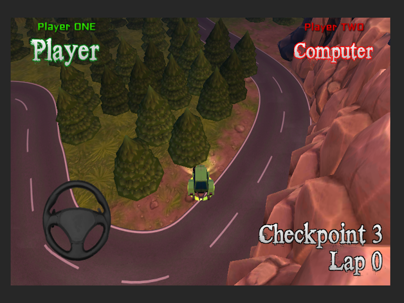 Скриншот Rival Racing