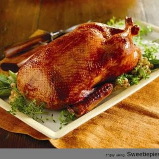 Roasted Duck.