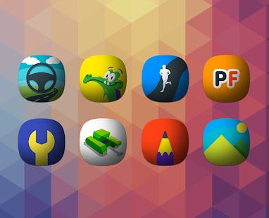 Mogon - Icon Pack Screenshot