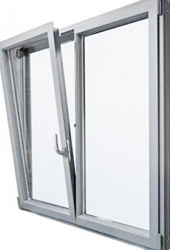 Alumunium Windowsのデザイン