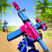 Counter Terrorist Robot Game: Robot Shooting Games